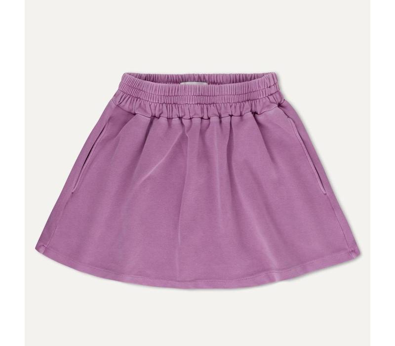Repose ams 15. Sweat Skirt Bubble Mauve