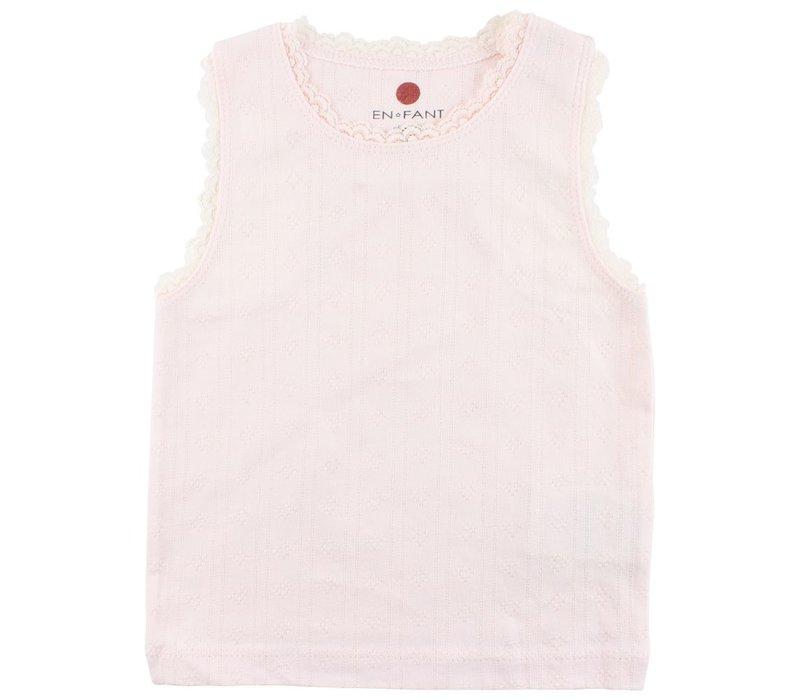 EN FANT SL T- Shirt Rosewater