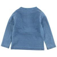 EN FANT Ink LS T-Shirt Indigo Blue
