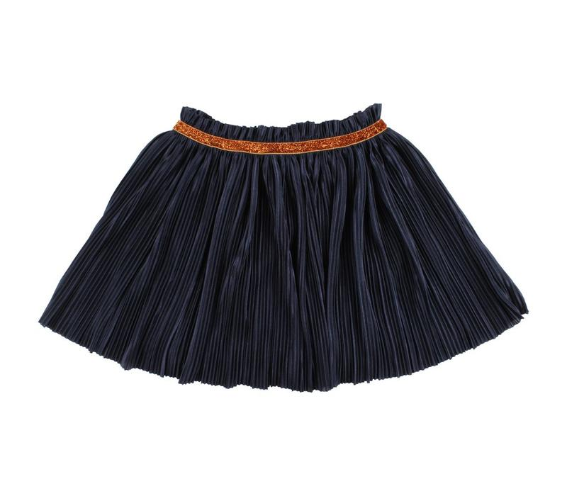EN FANT Ink Skirt Dark Navy
