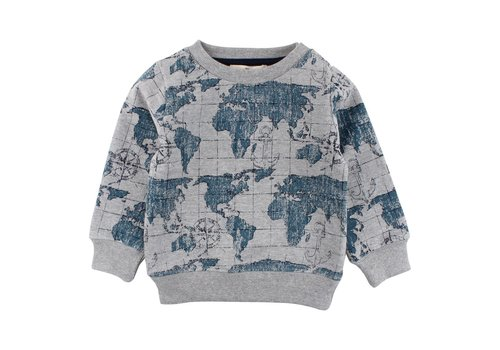 Small Rags Small Rags Sweat Neutral Gray