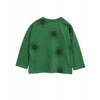 Mini Rodini Sun AOP Grandpa Green