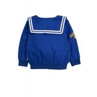 Mini Rodini Sailor Jacket Blue