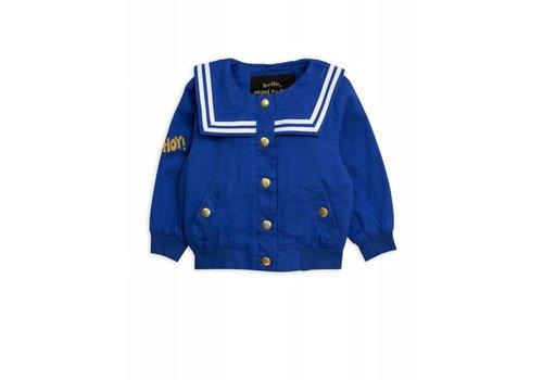 Mini Rodini Mini Rodini Sailor Jacket Blue