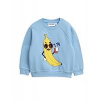 Mini Rodini Banana Sweater Blue