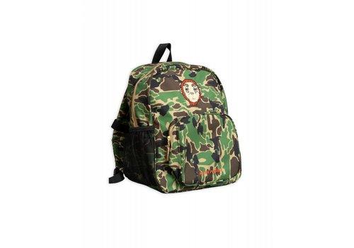 Mini Rodini Mini Rodini backpack Camo Green