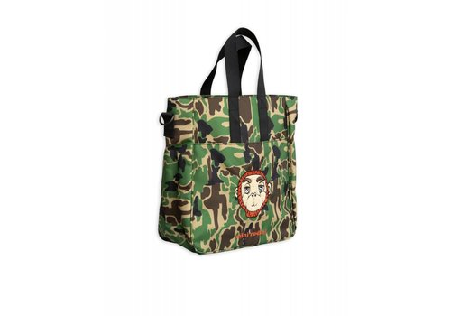 Mini Rodini Copy of Mini Rodini backpack Camo Green