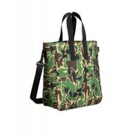 Mini Rodini Gym bag Camo Green