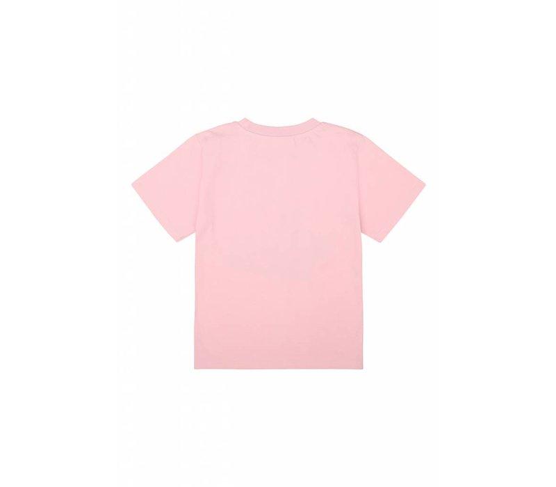 Soft Gallery Asger T- Shirt Parfait Pink