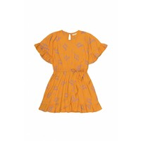 Soft Gallery Dory Dress Sunflower