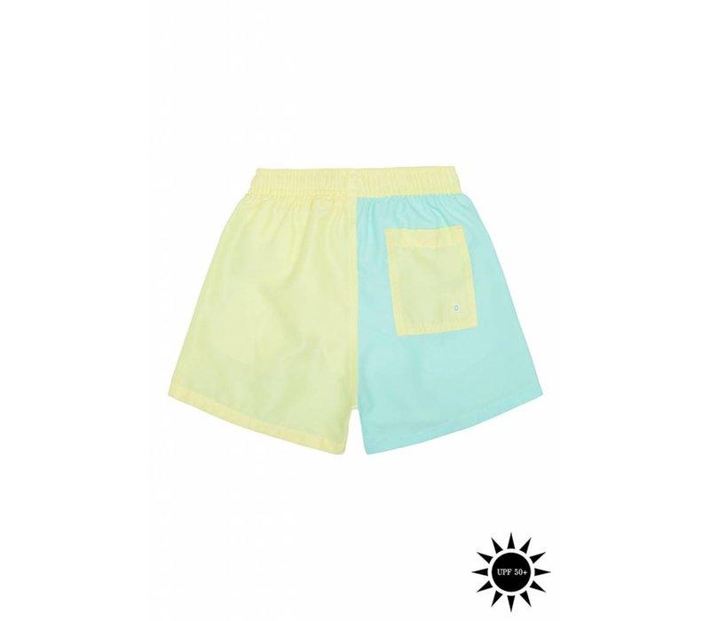 Soft Gallery Dandy Swim Pants Block AOP