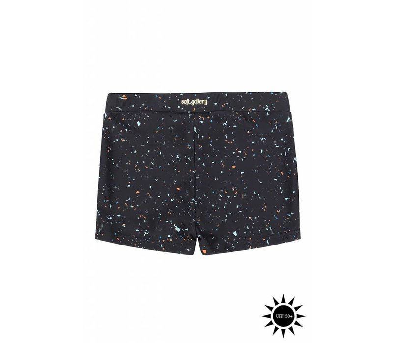 Soft Gallery Don Swim Trunk Flakes AOP