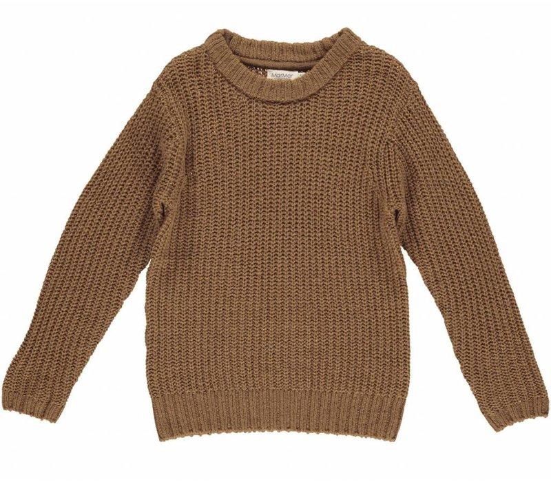 MarMar Copenhagen Tonga Chunky Knit Caramel