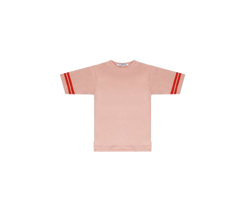 Mingo t-shirt Peach Pink