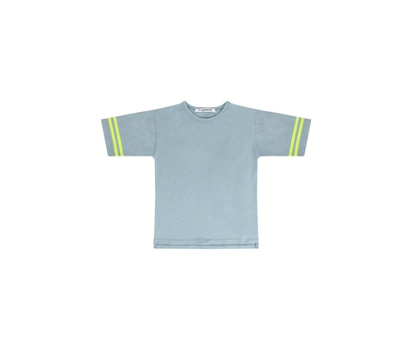 Mingo t-shirt Smoke Blue