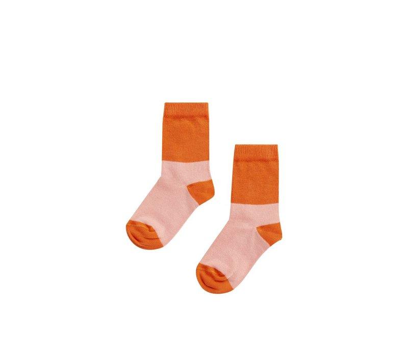 Mingo socks Peachpink