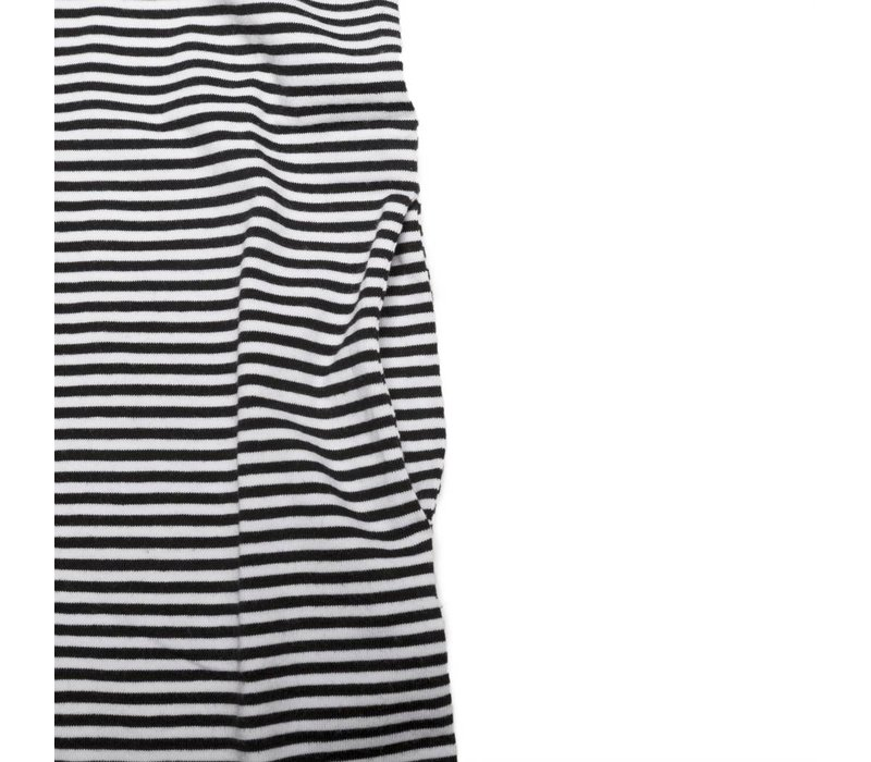 Mingo t-shirt dress Stripes
