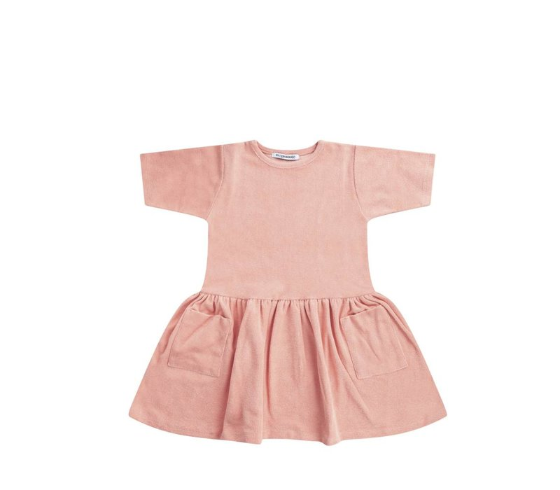 Mingo Dress  Peachpink