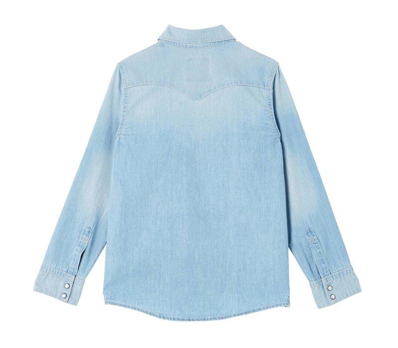 Levis Shirt Indigo j