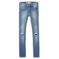 Levis Jeans 519 Denim light destroyed