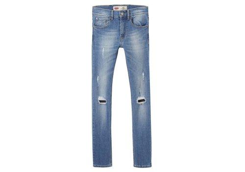 Levis Levis Jeans 519 Denim light destroyed