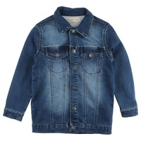 Small Rags Gary / Gustav Jacket Indigo Blue