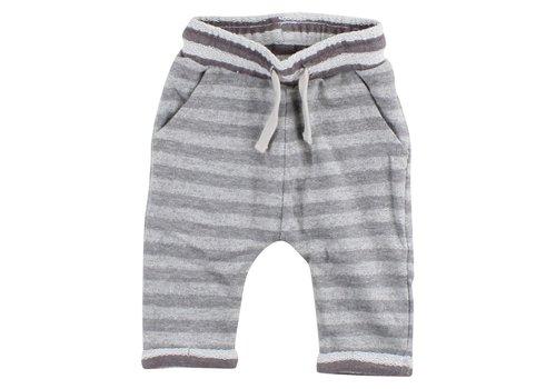 Small Rags Small Rags Gavi Pants Charcoal Gray