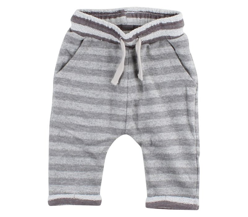 Small Rags Gavi Pants Charcoal Gray