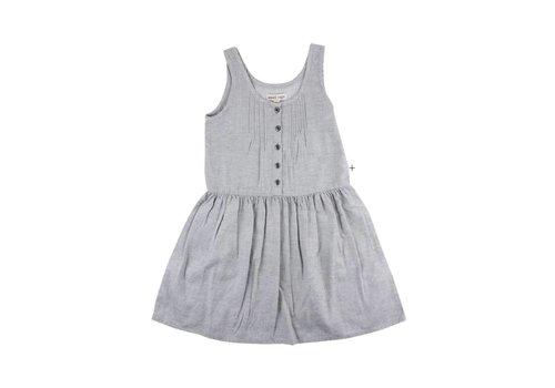 Small Rags Small Rags Gerda Dress Grey
