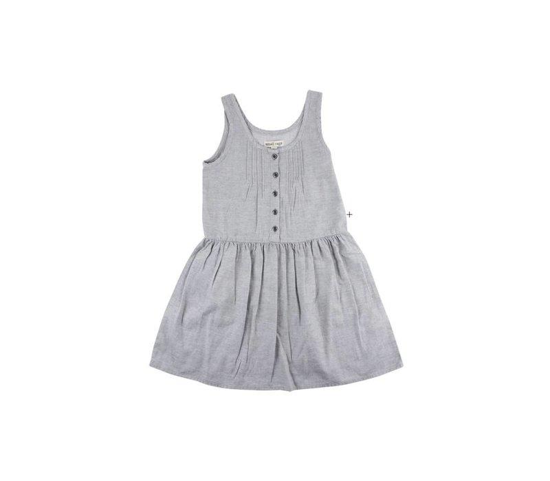 Small Rags Gerda Dress Grey