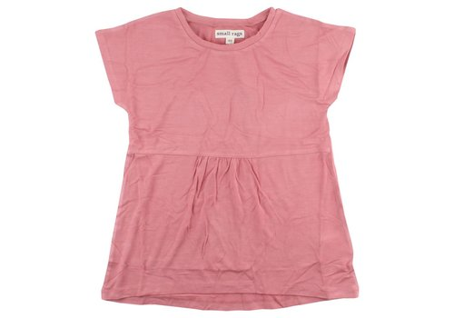 Small Rags Small Rags Gerda T-Shirt Dusty Rose