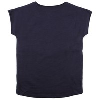 Small Rags SS Top Navy Girls