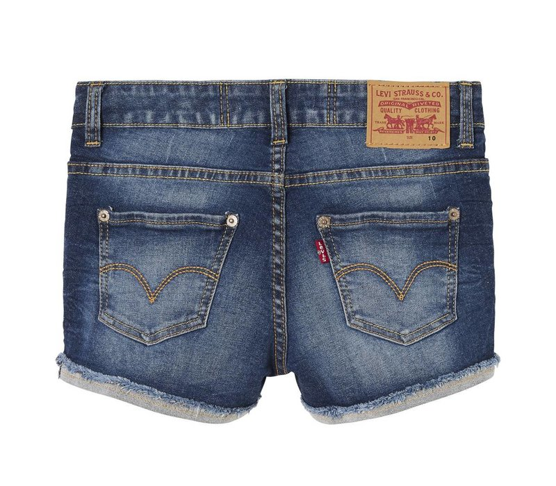Levis Shorts Indigo Girl