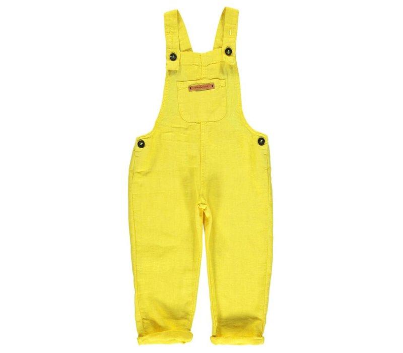 Piupiuchick Dungarees Yellow Linnen