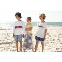 Piupiuchick Boy's Shorts Stripe