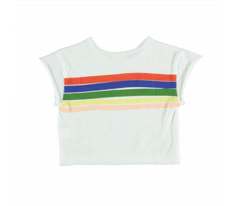 Piupiuchick t-shirt White Garrett