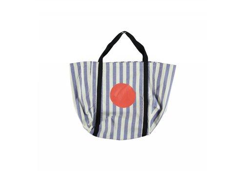 PIUPIUCHICK Piupiuchick Bag Blue Stripes Sol da Vida