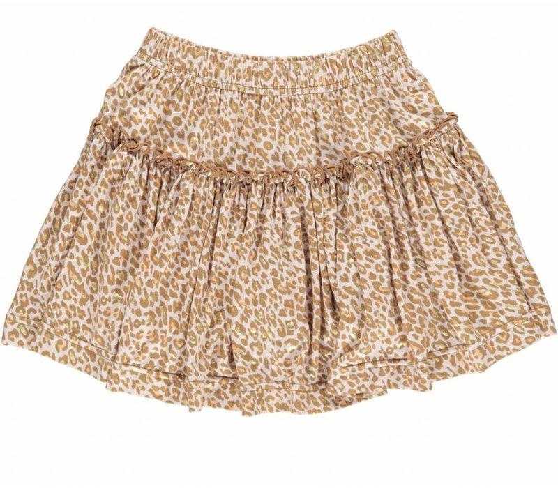 MarMar Copenhagen Leo Sylvia Gold Skirt