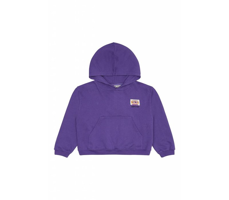 Soft Gallery Daimi Hoodie Ultra Violet
