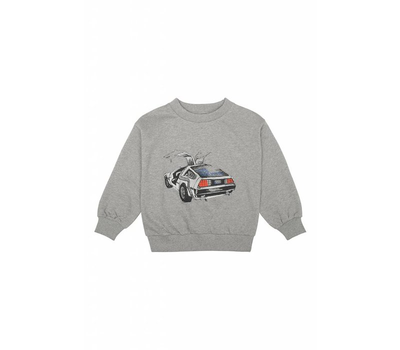 Soft Gallery Drew Sweatshirt grey