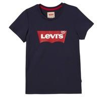 Levis Tee Shirt Logo Dress Blue U