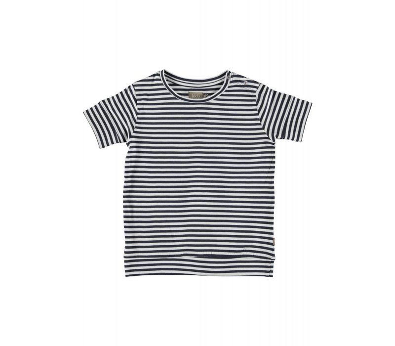 Kidscase Sol Organic Kids T-Shirt Dark Blue