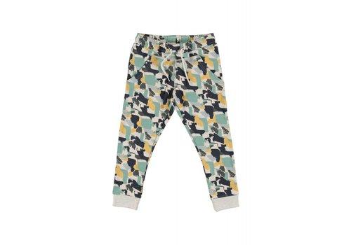 Kidscase Kidscase Darcy Organic Kids Pants print