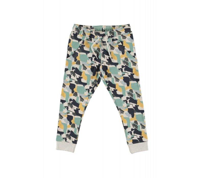 Kidscase Darcy Organic Kids Pants print