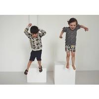 Kidscase Darcy Organic Shorts Print