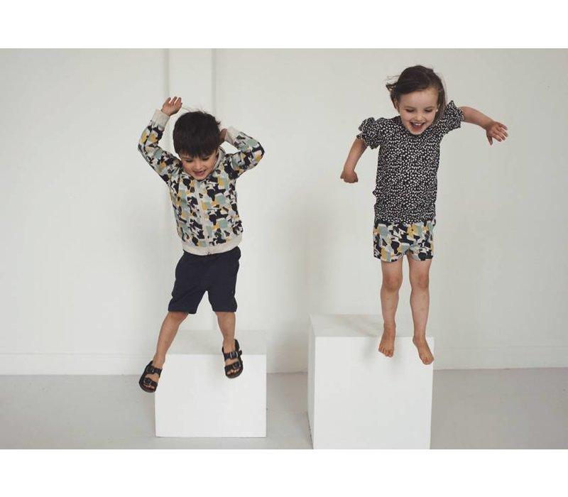 Copy of Kidscase Darcy Organic Shorts Blue
