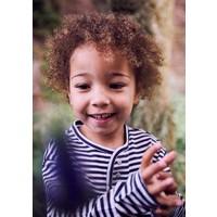 Kidscase Sol Organic Kids Longsleeve Dark Blue