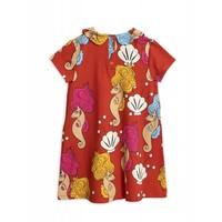 Mini Rodini - Seahorse dress red