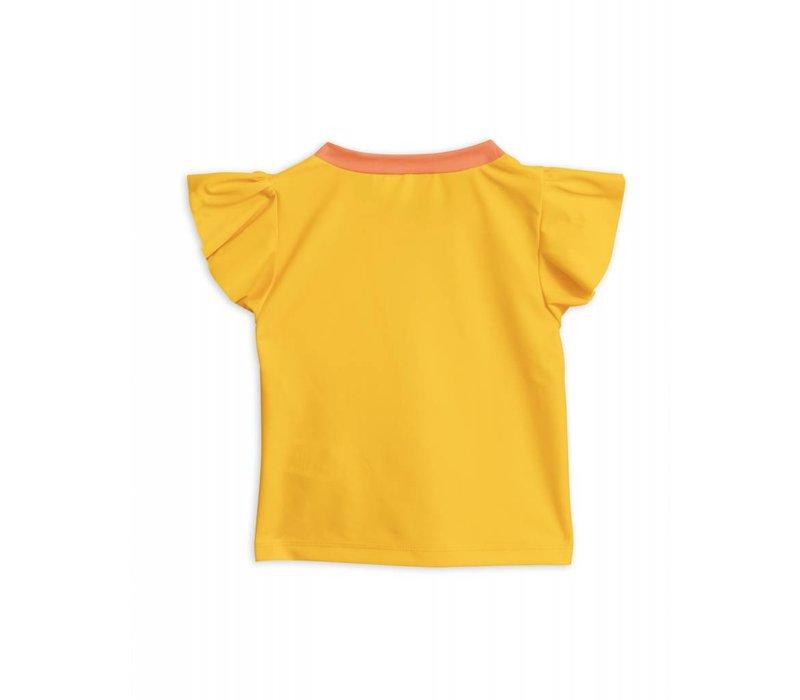 Mini Rodini - Wing Swimtop Yellow