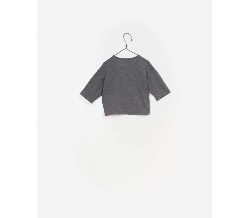 Play Up Jersey Sweater Grey